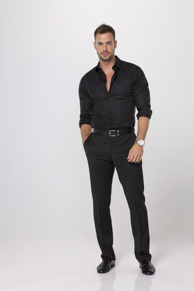 """William Levy competes on Season 14 of """"<a href=""""http://tv.yahoo.com/dancing-with-the-stars/show/38356"""">Dancing With the Stars</a>."""""""