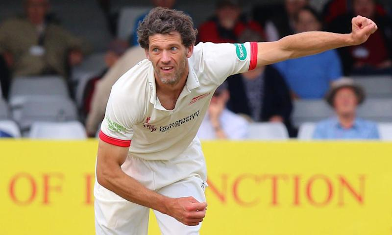 Leicestershire's punishment relates to an incident involving bowler Charlie Shreck.