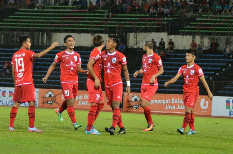 Jelius handed task of saving Sabah from relegation