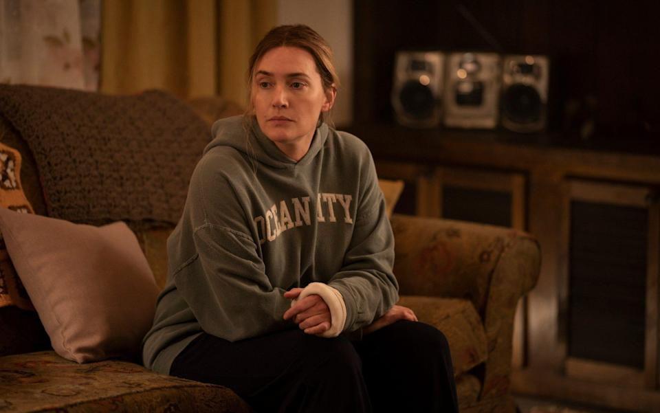 Kate Winslet as Mare Sheehan - HBO