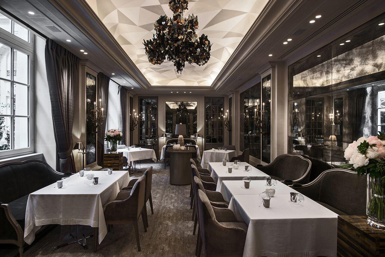 """<p>From a bespoke accommodations package to a flower-decorating workshop and decadent tasting menu for two, the Parisian hotel has everything you need to create a custom night of romance. Also enjoy his-and-her spa treatments, festive in-room amenities, and breakfast for two (prices vary, <a rel=""""nofollow"""" href=""""https://www.rosewoodhotels.com/en/hotel-de-crillon/offers/Valentines-day-offer"""">hotelcrillon.com</a>).</p>"""