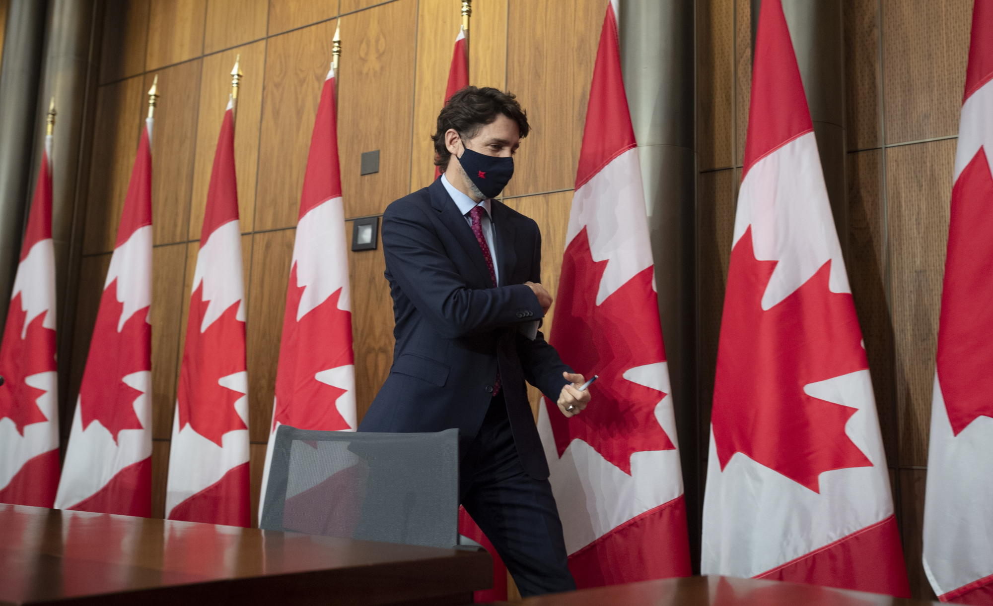 PM Trudeau compares Canada vaccine rollout to U.S., confirms 500,000 Pfizer-BioNTech doses to arrive in January 2021