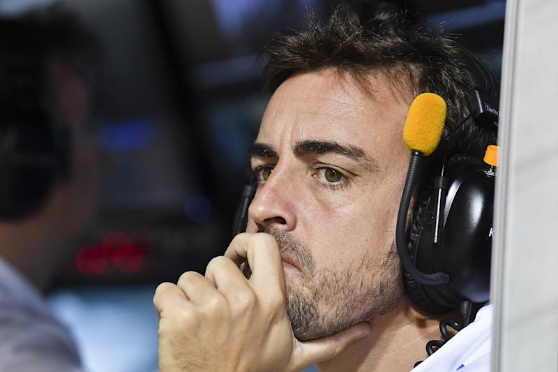 Alonso: 2021 a building year ahead of new rules in '22