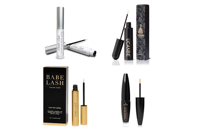 9e0cb6b0014 4 Majorly Discounted Eyelash Serums That Will Give You Meghan Markle-Worthy  Lashes