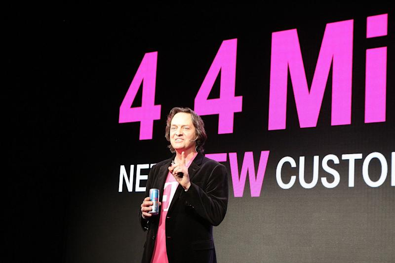 T-Mobile's New Plan Offers Three Unlimited Lines For $100