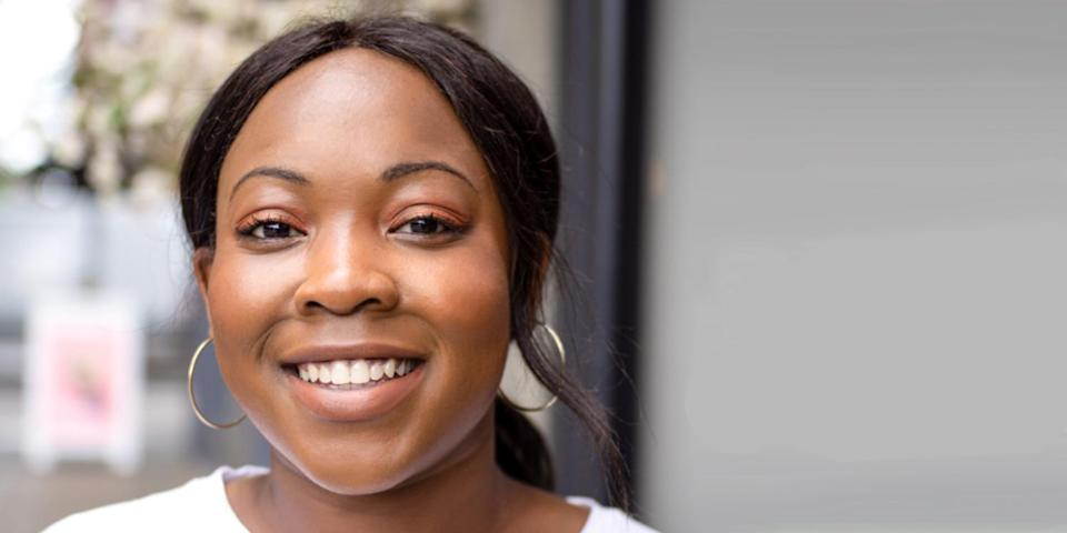 Mary Agbesanwa works as a management consultant at PwC UK
