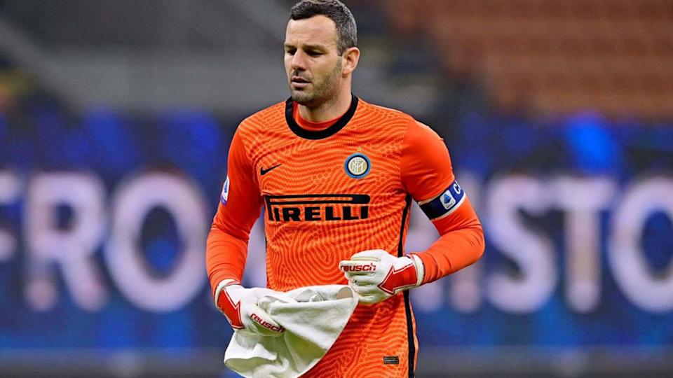 Handanovic | Soccrates Images/Getty Images