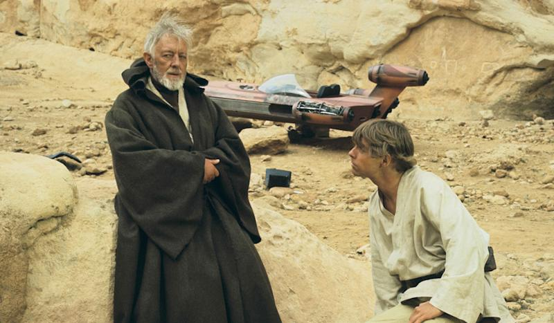 'Star Wars': Obi-Wan Spin-Off Working Title Teases Tatooine Roots