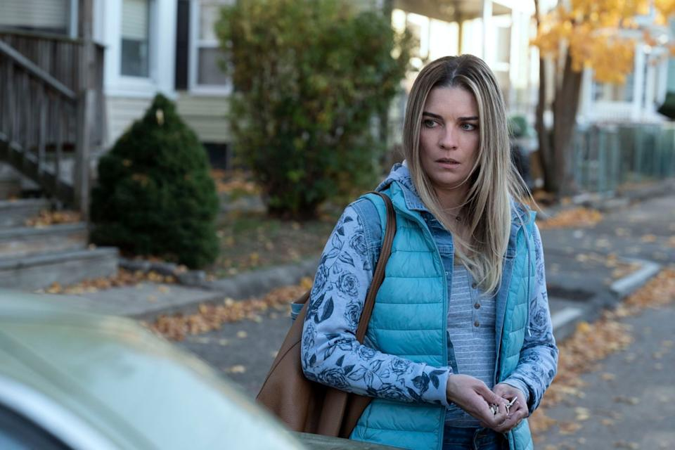 """Following her """"Schitt's Creek"""" success, Canadian actor Annie Murphy is set to lead in the highly anticipated AMC dramedy """"Kevin Can F**k Himself."""" (Photo: AMC)"""
