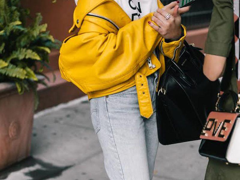 13 Cute Leather Jackets That Aren't Black