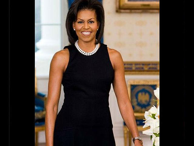 <h4>3. Michelle Obama</h4> <p>'Michelle Obama: First Lady of Fashion and Style' is a fitting tribute to the dressing style of US First Lady Michelle Obama. She has revived American fashion and scored full marks on the style front.</p>