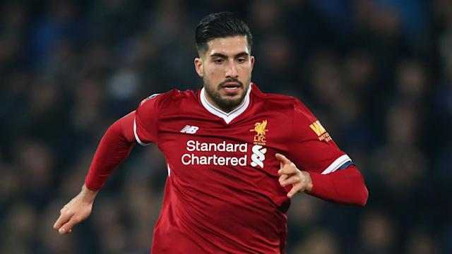 The Liverpool boss has assuaged injury fears surrounding midfielders Emre Can and Adam Lallana