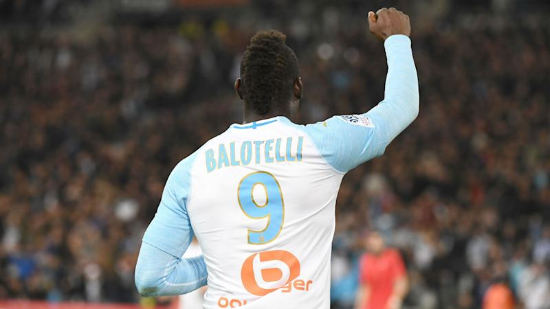 Balotelli's Marseille future to be decided at the end of the season