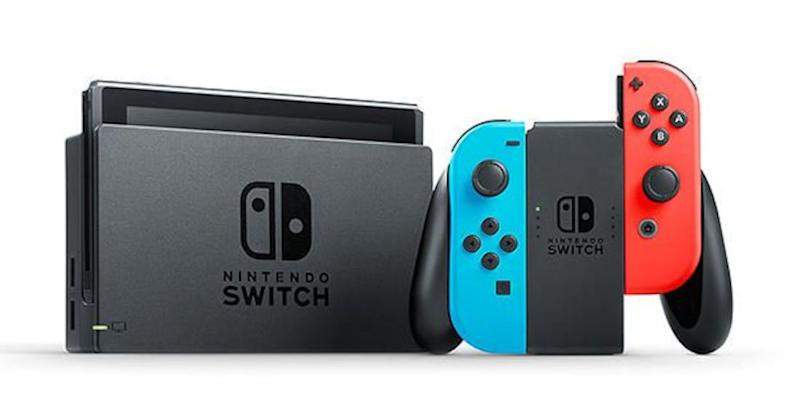 Walmart S Nintendo Switch Bundle Is Back This Time With A