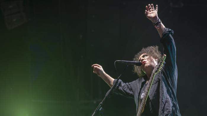 Rock en Seine : The Cure en majesté, le rock en beauté