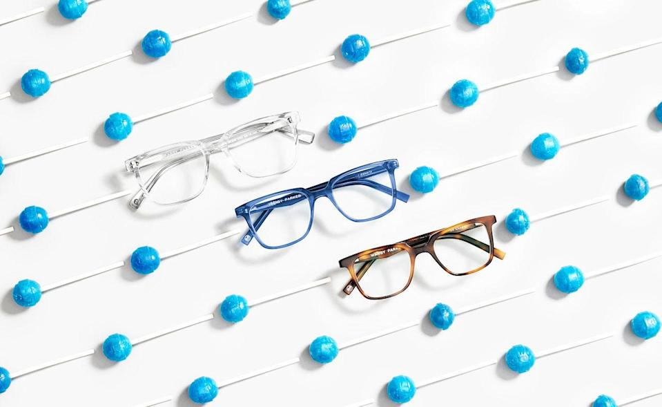 Warby Parker for kids. (Photo: Courtesy of Warby Parker)