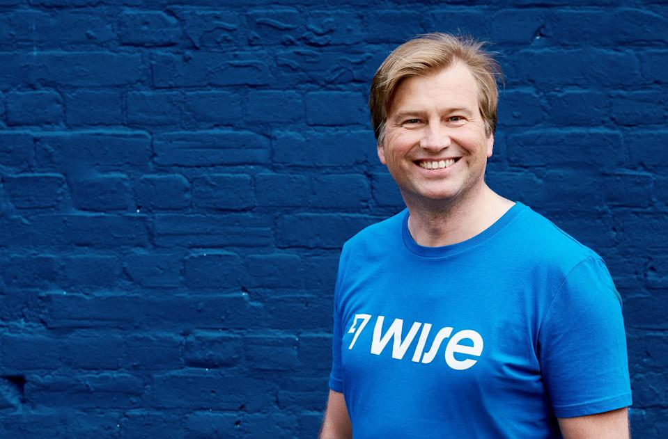 Wise co-founder and chief executive Kristo Kaarmann. Photo: Wise
