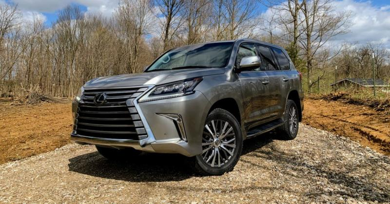 Review: The Lexus LX 570 is a serious off-road SUV that gives the Range Rover a run for the money