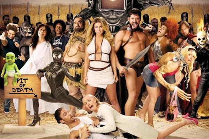 metacritic worst movies meet the spartans