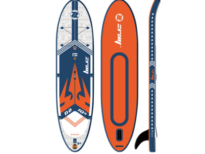 Zray D2 10 ft. 8 in. Inflatable Stand-Up Paddleboard