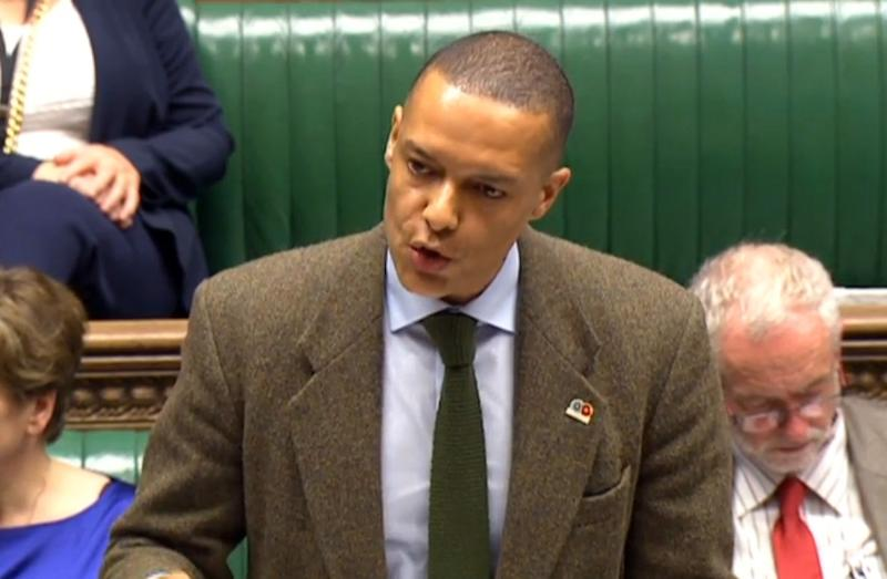 Labour MP Clive Lewis. (PA Archive/PA Images)