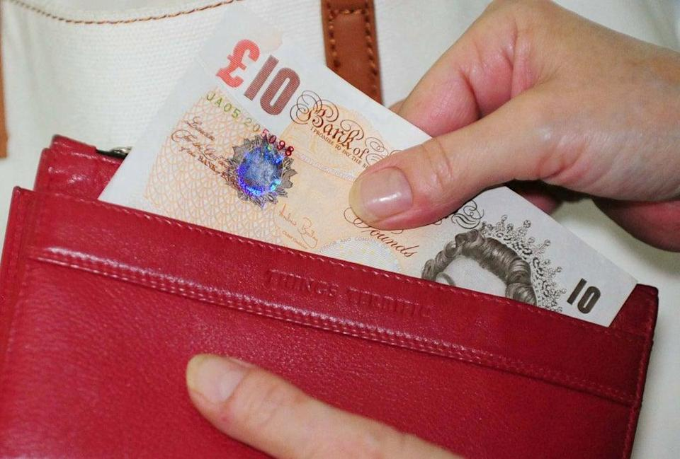 Around one in five consumers have been blocked from paying with cash in recent months, according to Which? (PA) (PA Archive)