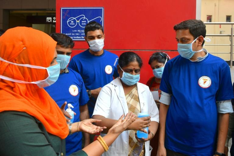 Doctors, nurses, delivery drivers and other coronavirus frontline workers have been attacked and harassed in India