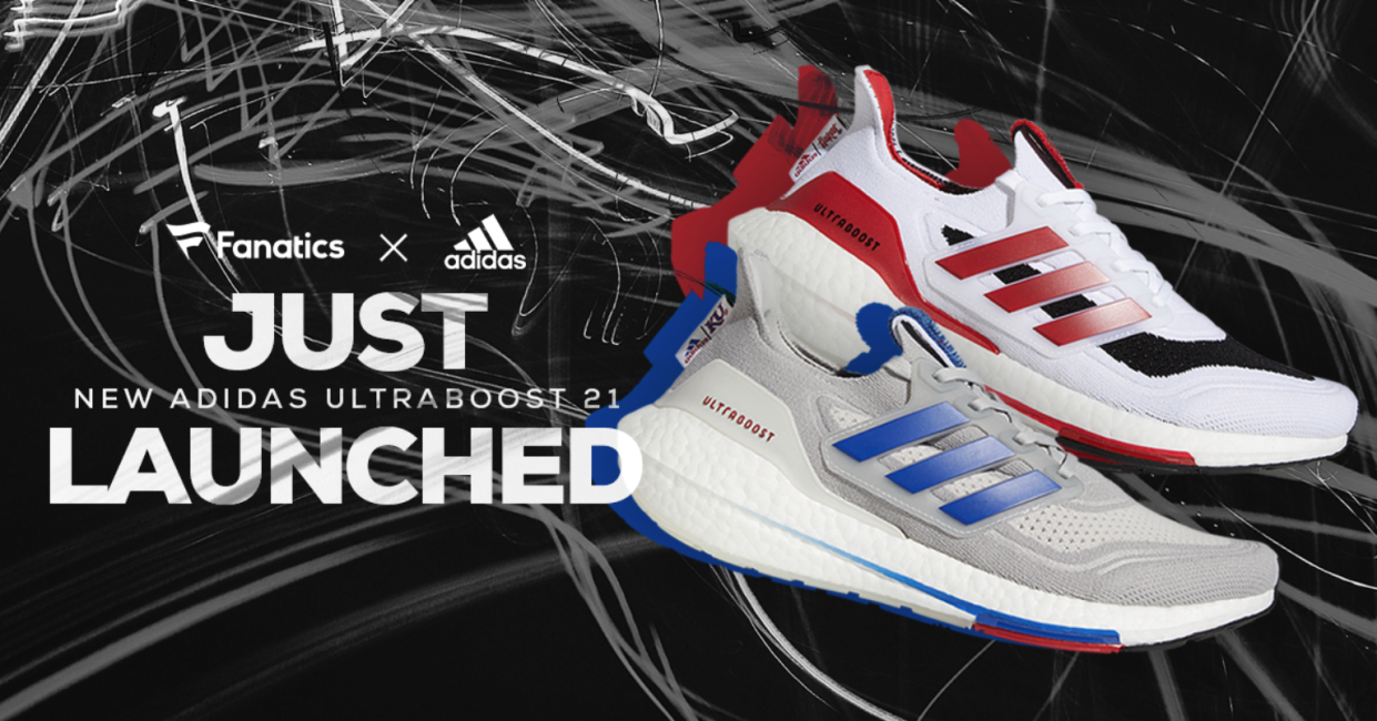 Just dropped - New NCAA Adidas ULTRABOOST 21 Shoes