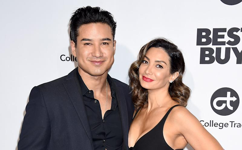 Mario Lopez And His Wife Courtney Are Expecting Baby 3