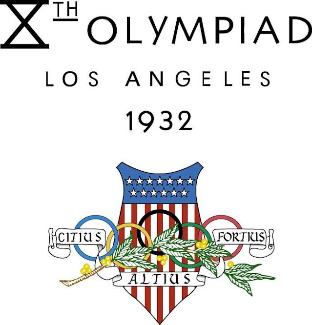<p>Los Angeles Summer Games in 1932. (IOC)</p>