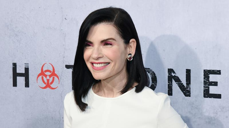 Julianna Margulies auf einem Event in Beverly Hills (Bild: Billy Bennight/AdMedia/ImageCollect)