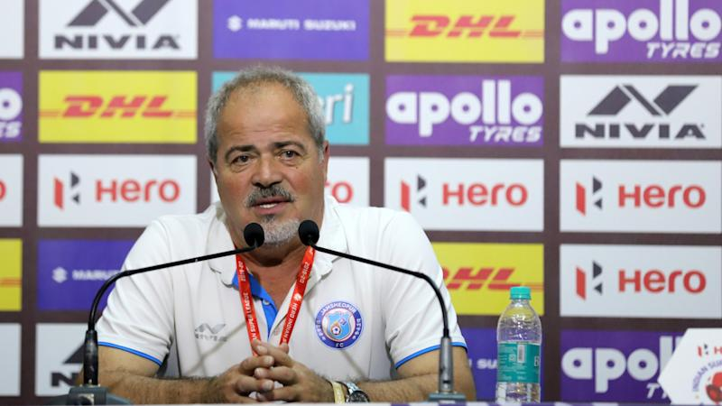 Jamshedpur FC's Antonio Iriondo - Stats favour us but Bengaluru took their chances
