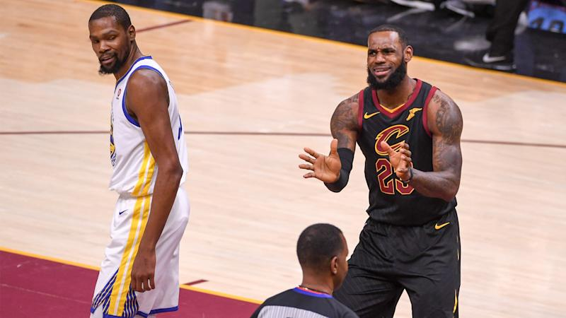 LeBron aims to silence skeptics with Hollywood script - USA
