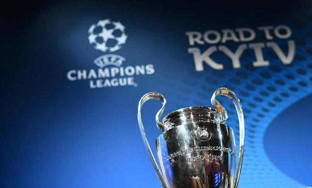 Real Madrid and Liverpool are meeting in the Champions League final in Kiev (AFP Photo/Fabrice COFFRINI)