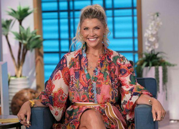 PHOTO: Amanda Kloots appears on a TV show, July 15, 2021. (Cbs Photo Archive/CBS via Getty Images)