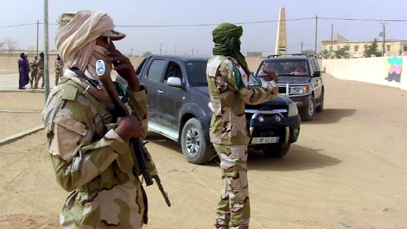 The governor of Mopti and a local prosecutor are due to visit the two villages on Sunday in a bid to calm tensions, the regional official said