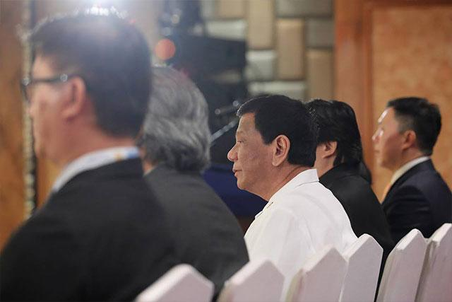 "<p>    CEBU CITY, Philippines – President Rodrigo Duterte assured he remains in good health after submitting himself into a number of medical procedures. From the procedure, he said, his doctor diagnosed him with Barrett's esophagus or medically known as gastroesophageal reflux disease. The President said he was told that the disease was a result […]</p> <p>The post <a rel=""nofollow"" rel=""nofollow"" href=""https://www.untvweb.com/news/duterte-still-healthy-no-problem/"">Duterte after medical procedures: 'Still healthy, no problem'</a> appeared first on <a rel=""nofollow"" rel=""nofollow"" href=""https://www.untvweb.com/news"">UNTV News</a>.</p>"