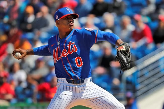 Mets starter Marcus Stroman sidelined with torn calf muscle