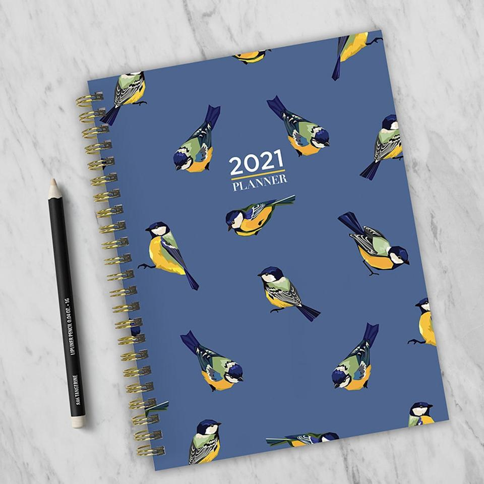 <p>Help them stay organized in the new year with this <span> 2021 Planner</span> ($16).</p>