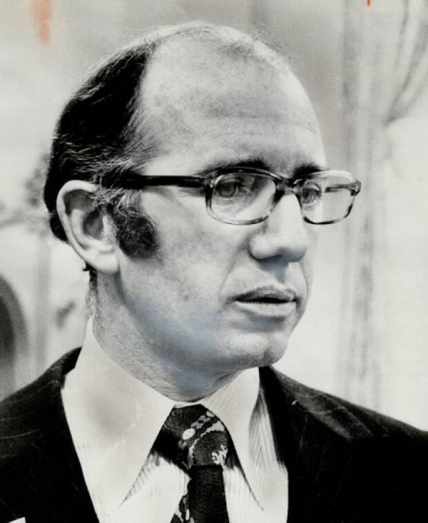 Warren Allmand was first elected Liberal MP for Notre-Dame-de-Grâce in 1965 and retired from federal politics in 1997.  (Getty Images - image credit)
