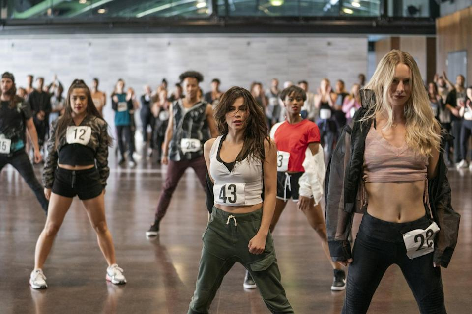 """<p>Starring Jenna Dewan, Callie Hernandez, and Jahmil French, among many others, this musical drama traces the lives of struggling artists living in LA as they fall in and out of love and struggle to make it in the industry. </p> <p><a href=""""https://www.netflix.com/title/80241410"""" class=""""link rapid-noclick-resp"""" rel=""""nofollow noopener"""" target=""""_blank"""" data-ylk=""""slk:Watch Soundtrack on Netflix now"""">Watch <strong>Soundtrack</strong> on Netflix now</a>.</p>"""