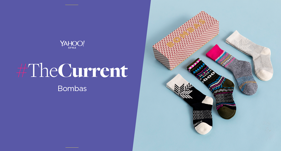 Bombas: The best sock brand you will ever try? (Photo: Bombas; Image: Quinn Lemmers)