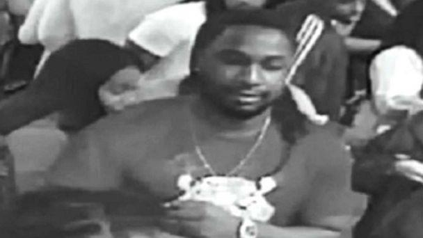 PHOTO: The Cicero Police Department released this image of a man on Sept. 5, 2019, who they say was involved in altercation where he threw a bowling ball at a victim's head in Cicero, Ill. (Cicero Police Department)