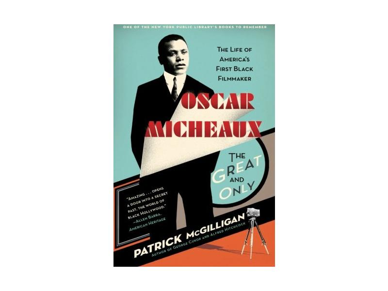 Oscar Micheaux — Hollywood Bio (Photo: Amazon)