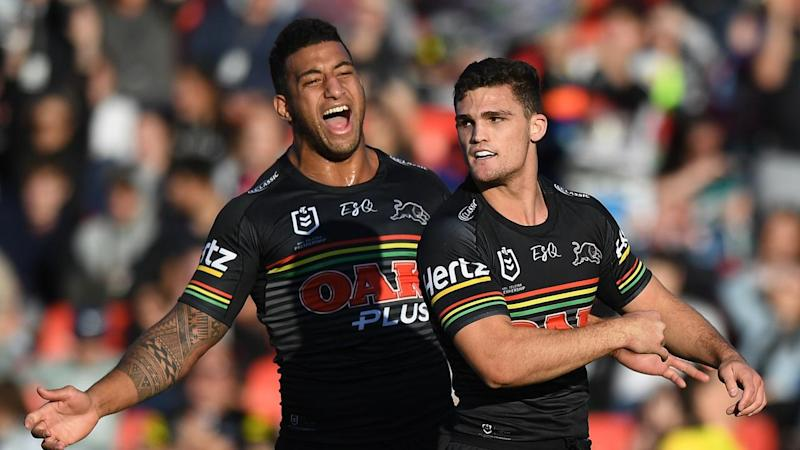 NRL PANTHERS KNIGHTS