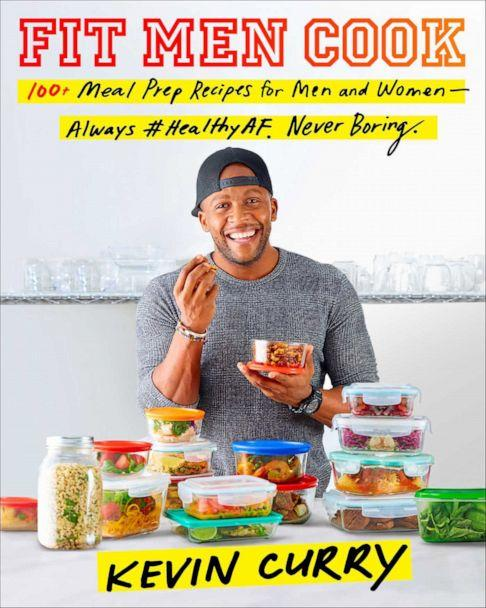 PHOTO: Kevin Curry is the author of 'Fit Men Cook.' (Simon & Schuster)
