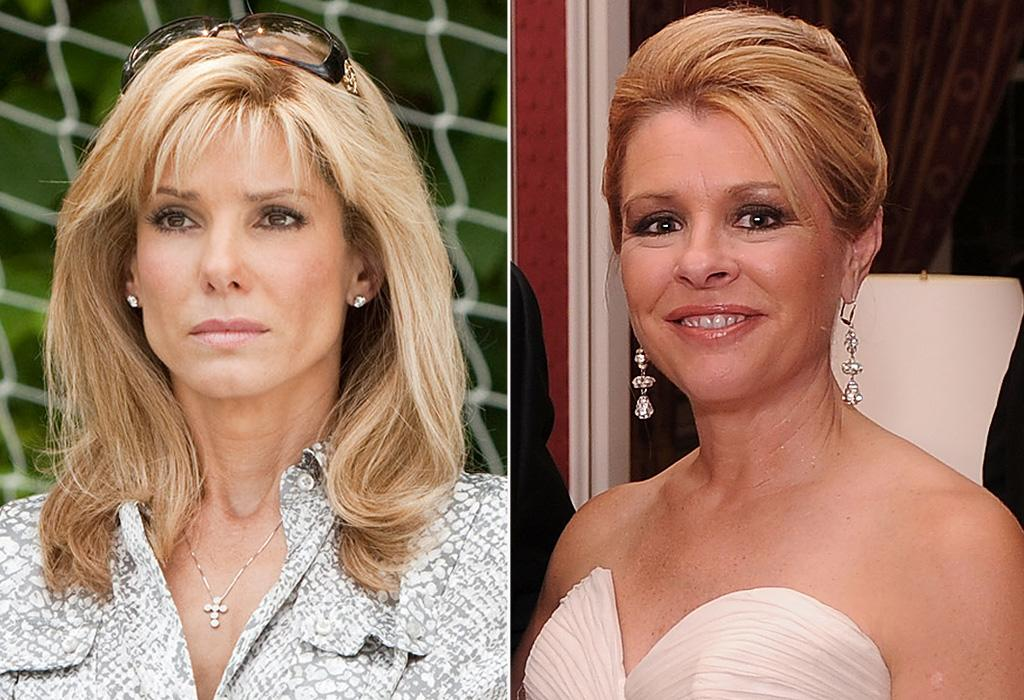 "Movie: ""<a href=""http://movies.yahoo.com/movie/1810088176/info"">The Blind Side</a>"" Sandra Bullock turned down the role of football-obsessed Southern matriarch Leigh Anne Tuohy three times over concerns about playing a devout Christian before ultimately accepting the role. Of course, she ended up winning an Oscar for her effort."
