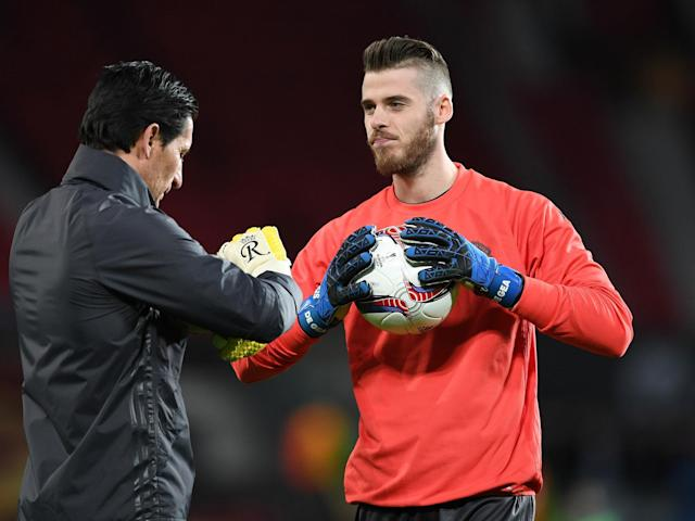 David De Gea could leave Manchester United in the summer if Real Madrid meet their valuation: Getty