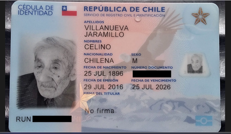 Is 121-Year-Old Chilean Man The Real Oldest Person In The World?