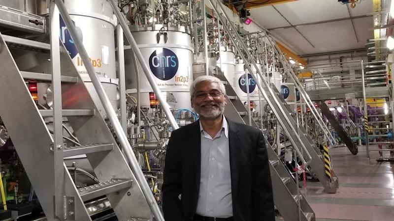 From The Lab: What's in the matter? New French particle accelerator aims to find out